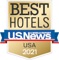 Best Hotels US News USA 2021