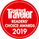 2019 Conde Nast Traveler Readers' Choice Award