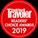 2019 Conde Nast Traveler Readers' Choice Award