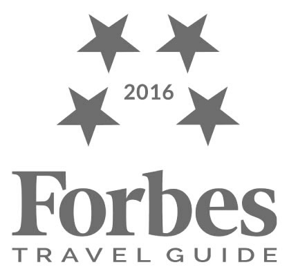 Forbes Travel Guide 2016 Four Star Awards