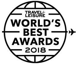Travel + Leisure's 2018 World's Best Awards