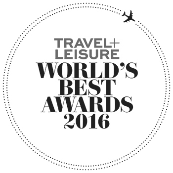 Travel & Leisure World's Best Awards