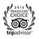 2016 TripAdvisor Travelers' Choice